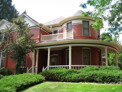 Golden Historic Home