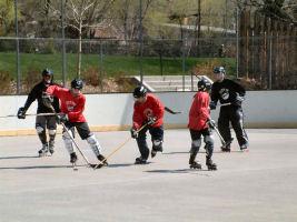 Hockey Stop Park