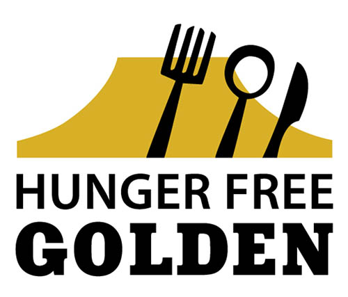 Hunger Free Golden logo