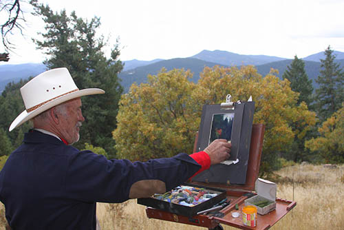Plein Air Gallery Display @ Golden Community Center | Golden | Colorado | United States
