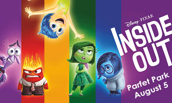 Inside Out on August 5
