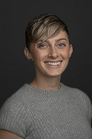 Portrait of District 1 Councilor JJ Trout