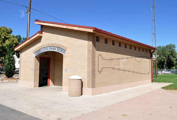 Lions Baseball Field