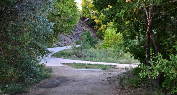 Magpie Gulch Trail