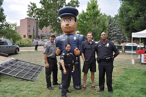 National Night Out 2018 @ Parfet Park | Golden | Colorado | United States
