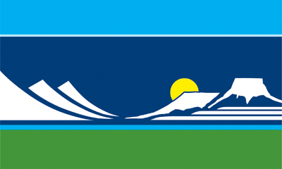 New City of Golden Flag