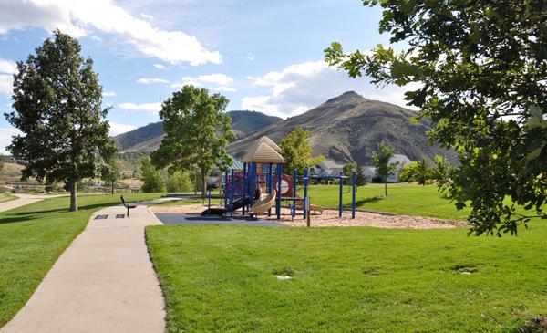 New Loveland Mine Park