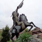 Nighthorse on the Mesa