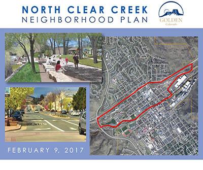North Clear Creek Neighborhoods Plan