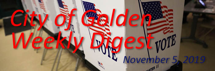Election Day Weekly Digest banner
