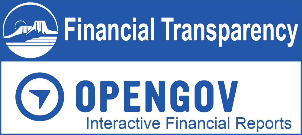 Click to visit OpenGov and explore Golden Interactive Financial Reports.