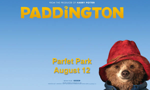 Paddington on August 12