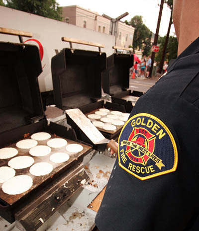 Golden Fire Department Pancake Breakfast @ Golden Fire Station 21 | Golden | Colorado | United States
