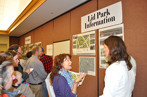 Public Meeting to decide on a design