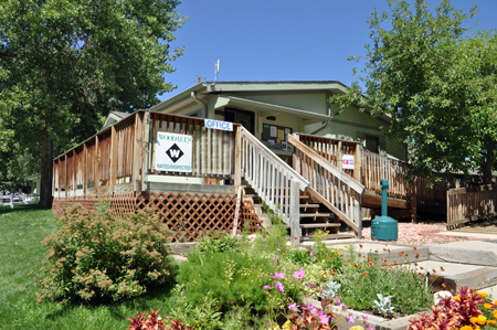 Clear Creek RV Park Office
