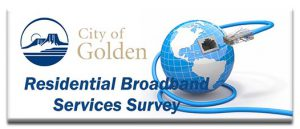 Residential Broadband Survey button