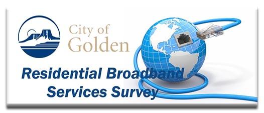 Residential Broadband Survey button