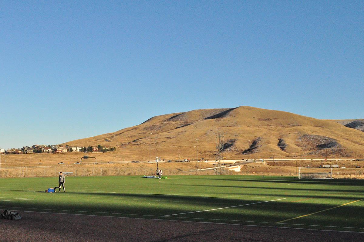Rooney Road Field