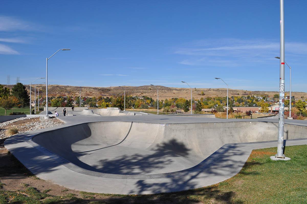 Ulysses Skate Park