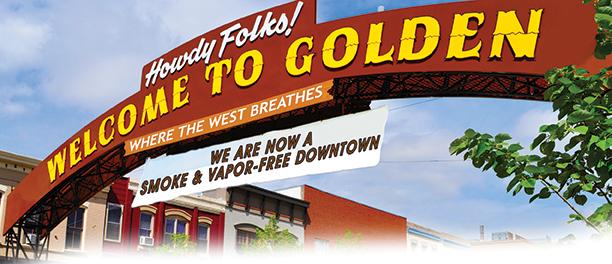 Smoke-free Golden