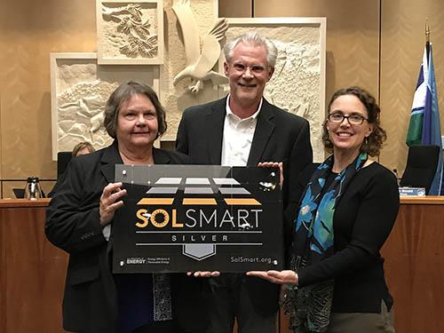 Sol Smart Silver Designation