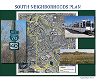 South Neighborhoods Plan with Appendices