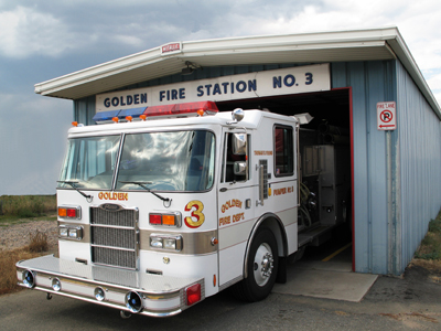 Golden Fire Department Station 3
