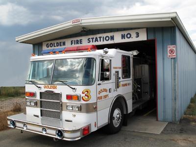Golden Fire Department Station 3