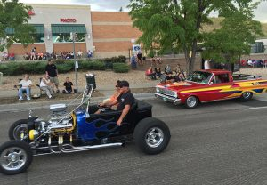 Super Cruise Hot Rod Car
