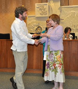 Sustainability Awards Eric Albright