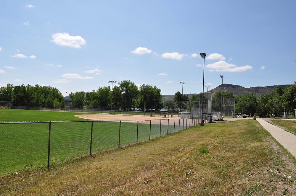 Tony Grampsas Sports Complex Ballfields