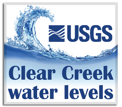 USGS Water Data for Clear Creek