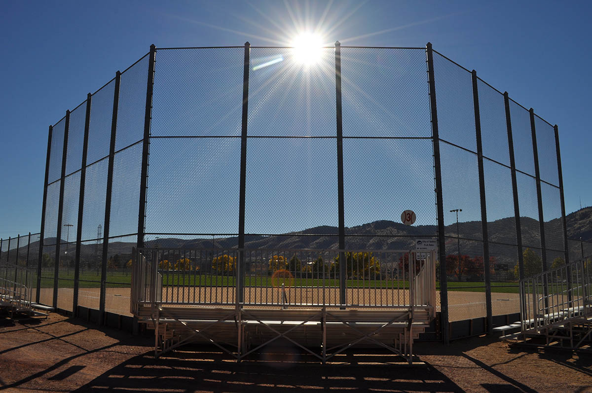 Ulysses Park Ball Cage