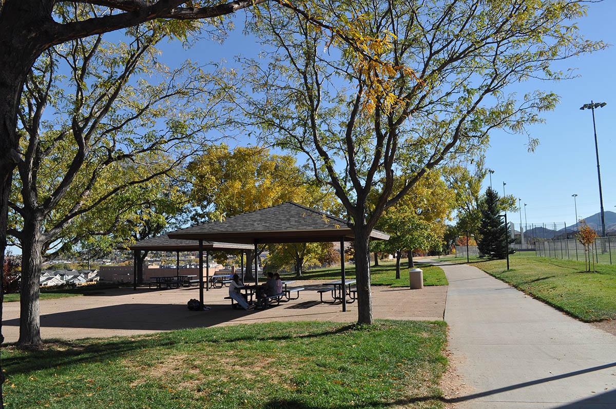 Ulysses Sports Complex Pavilion