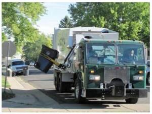 Waste EDS Truck