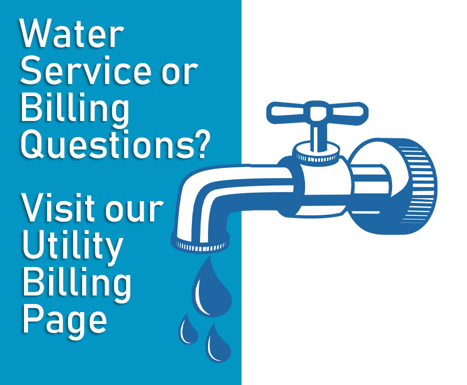 Visit our Utility Billing page