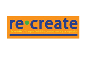 Re-Create Brochure logo
