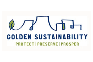 Golden Sustainability logo