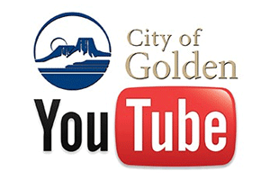 City of Golden Youtube logo