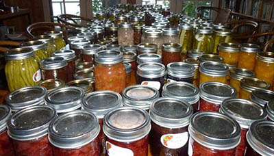 Free Canning Class @ First United Methodist Church