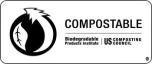 compostable label
