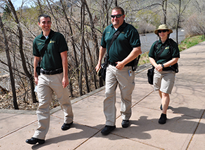 Golden Clear Creek Park Rangers