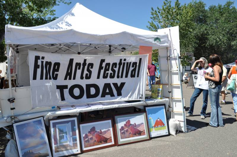 29th Annual Golden Fine Arts Festival @ Downtown Golden