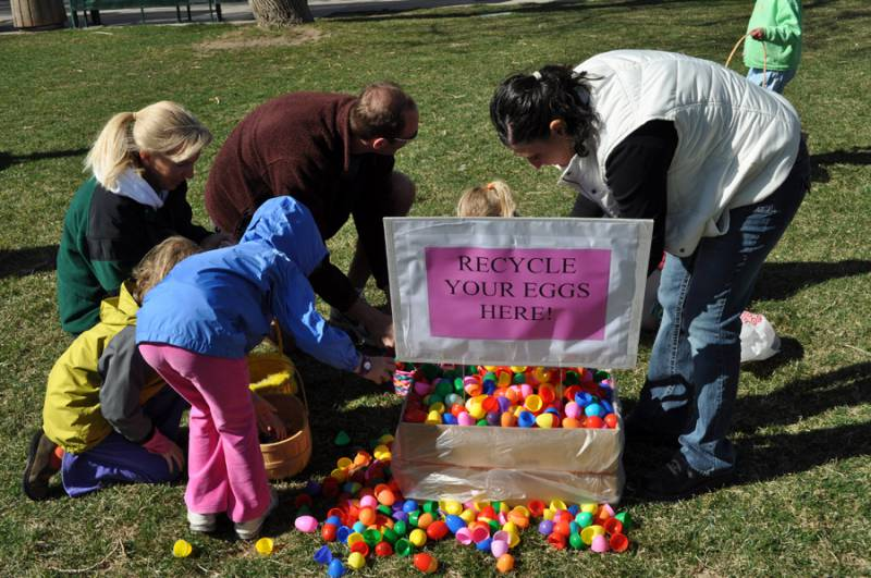 2019 Easter Egg Hunt @ Parfet Park