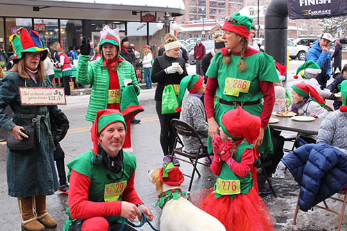 Be A Tool 5K Elf Run @ Under the Arch, Downtown Golden | Golden | Colorado | United States
