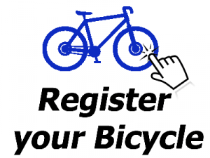 Register your bike!