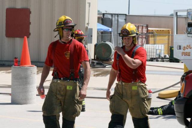 2011 Fire Academy
