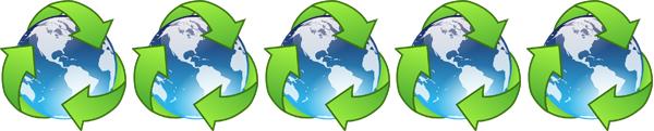 Recycle Golden!