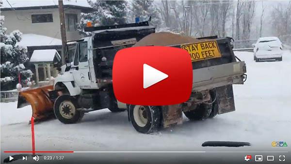 Golden Snow Plow Video