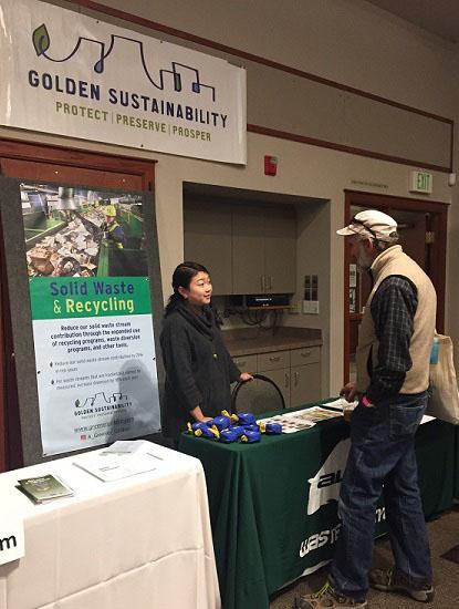 sustainability meeting
